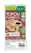 tofu fumé tofou Soy