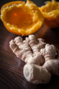 orange gingembre