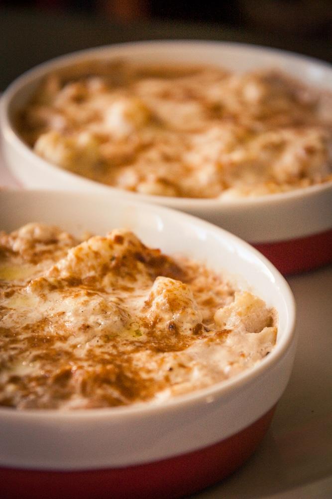 Gratin de chou fleur v gane cuisine v gane pour d butant e - Cuisine pour les debutants ...