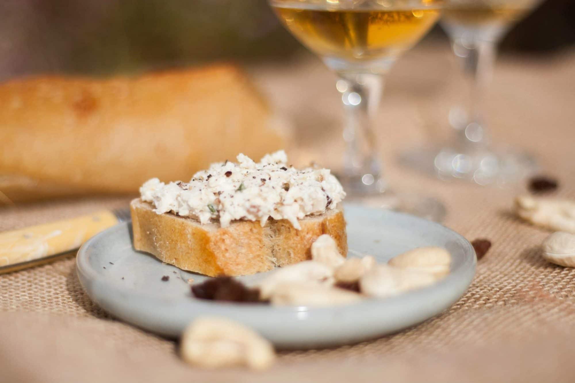 Noix de cajou tartinade fromage cr meux express et mayo - Cuisine facile pour debutant ...