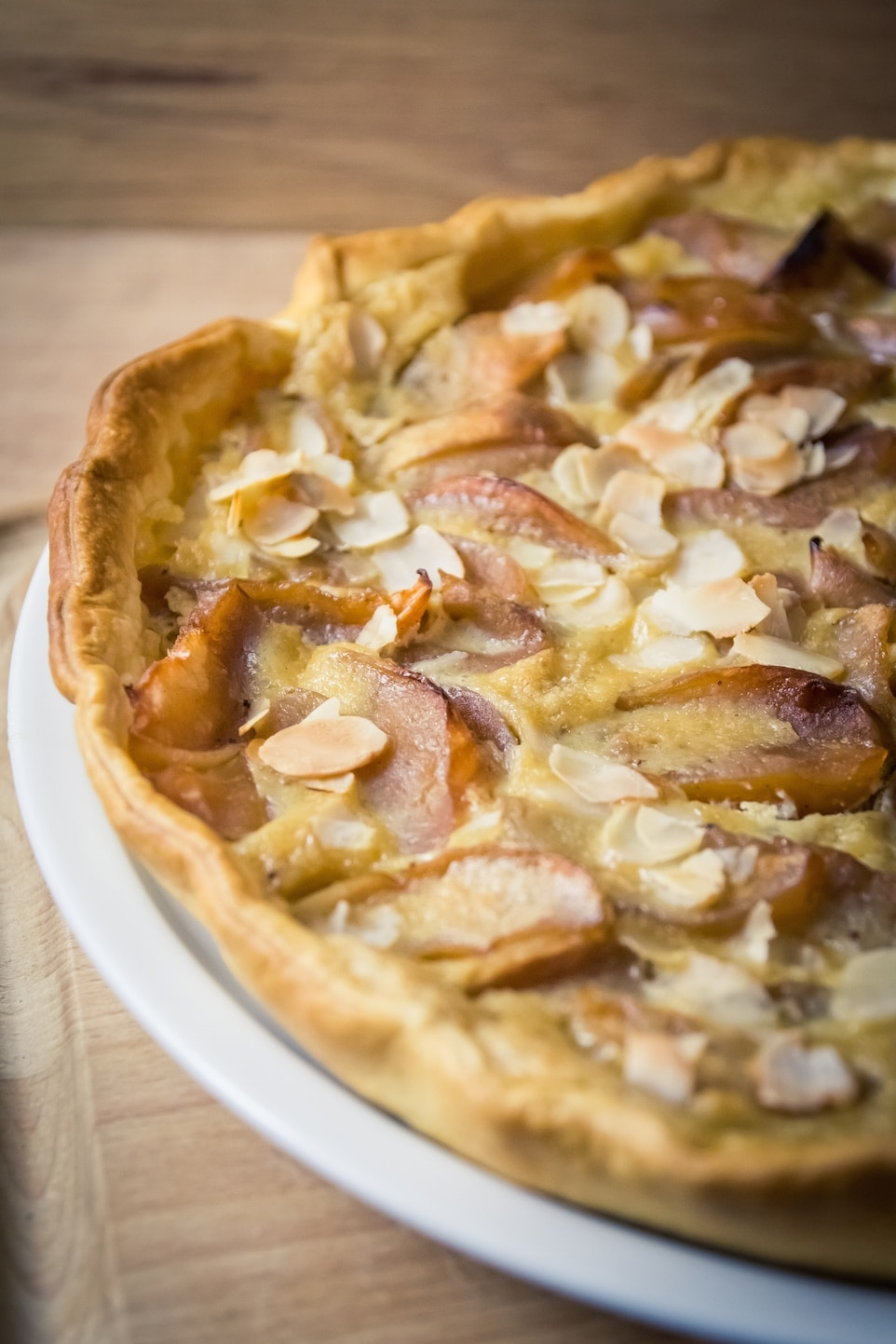 Appareil tarte sans uf pour tarte sucr e v gane - Cuisine facile pour debutant ...