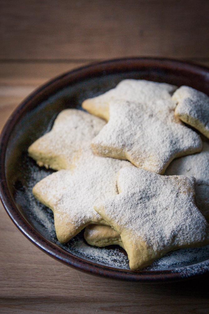 Toiles des neiges la fleur d 39 oranger biscuits v ganes cuisine v gane pour d butant e - Cuisine pour les debutants ...