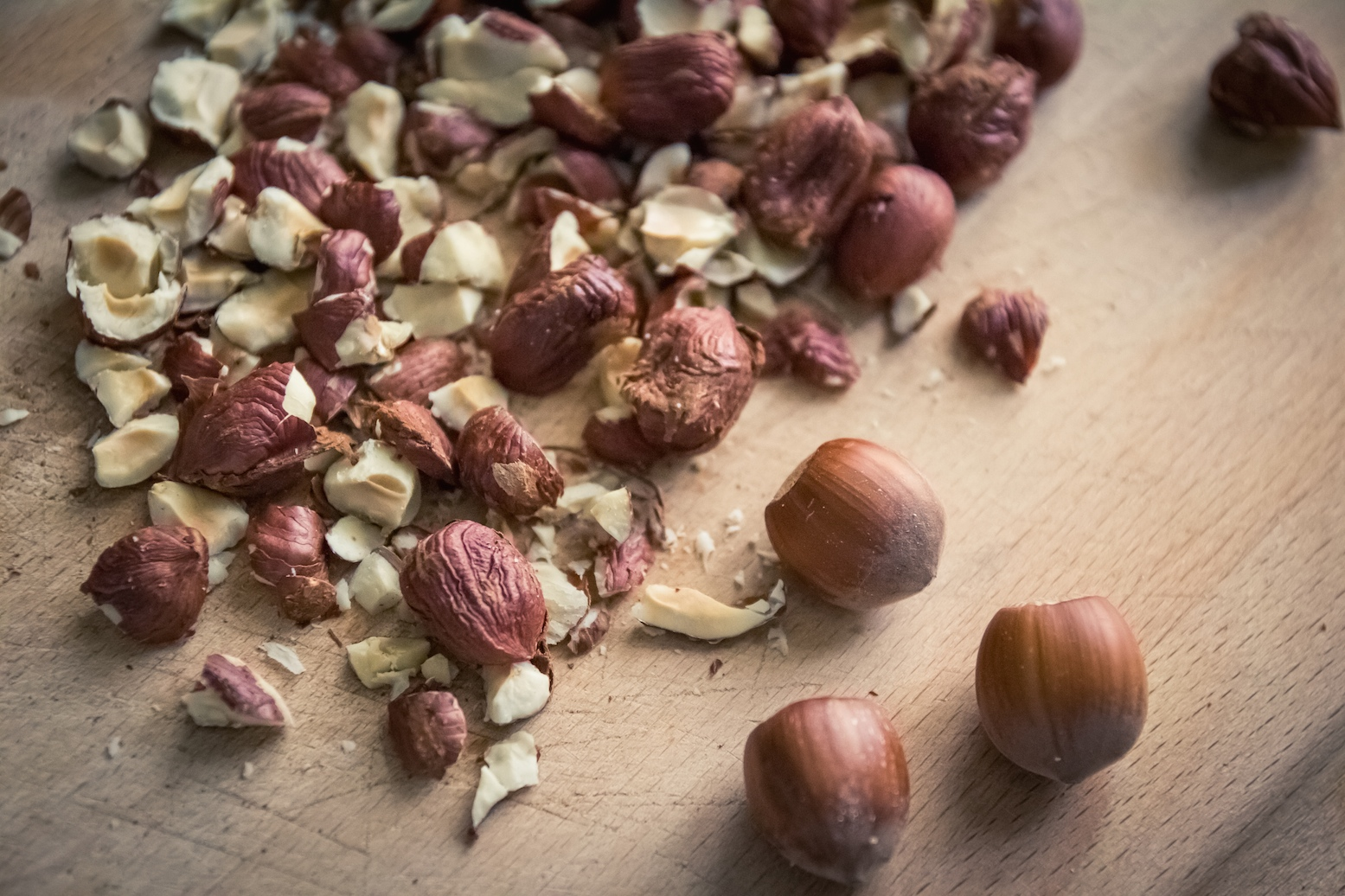 granola noisettes