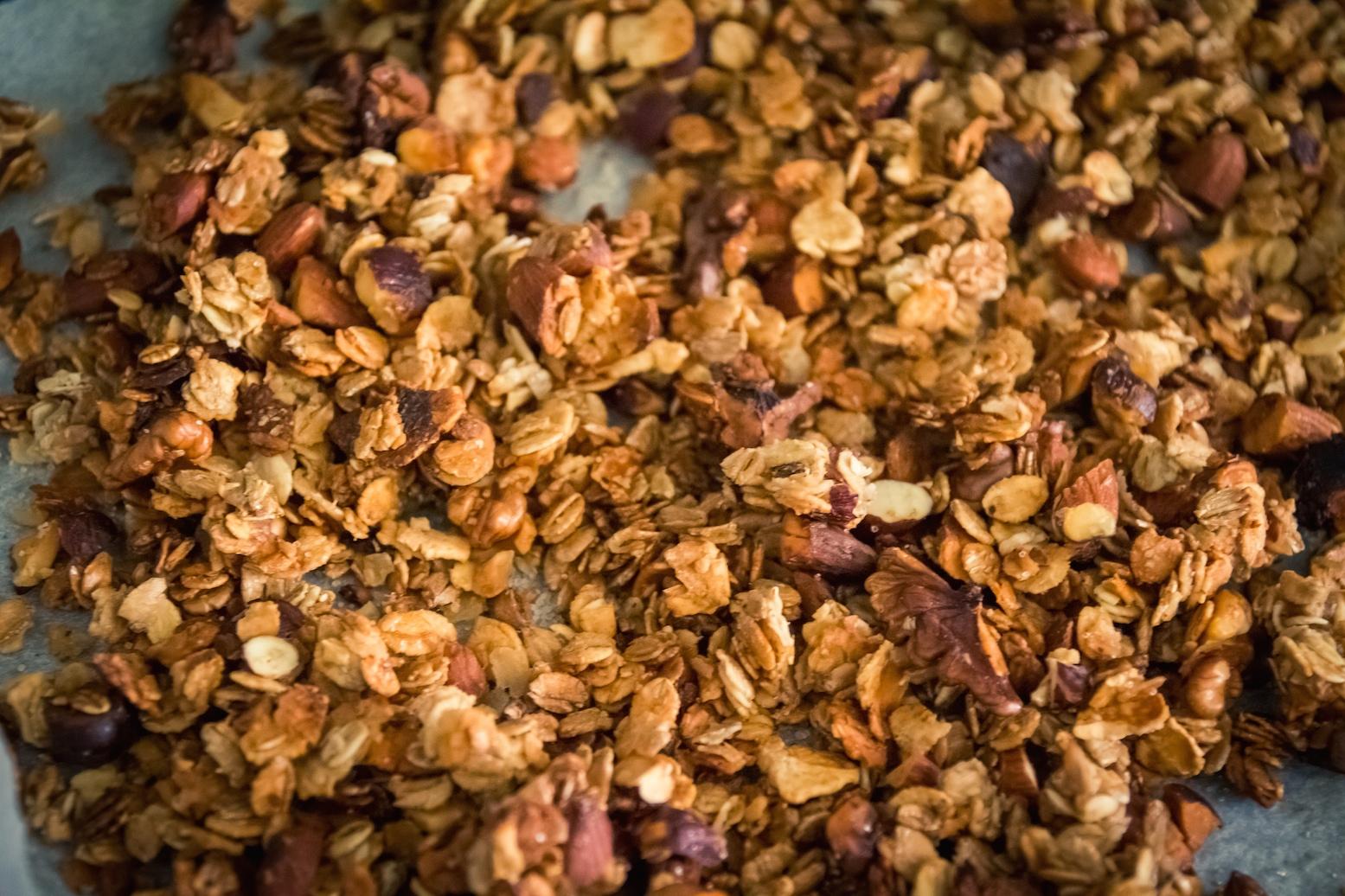granola croquant