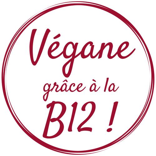 végane grâce à la B12